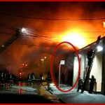 Collapse of Bowstring Truss Roof Seriously Injures Fire Fighter