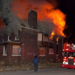 Vacant Residential Building Fires Report