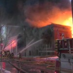 Five Alarm School Fire, Philadelphia