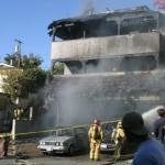 Condo Fire San Clemente (CA)