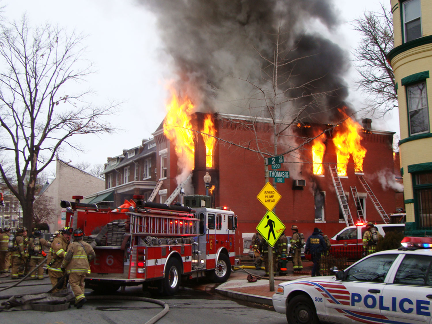Dc Firefighters