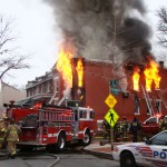 DCFD Second Alarm Fire Residential