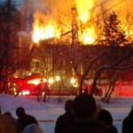 Mutiple Alarm Apartment Fire (WI)