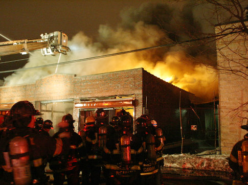 Stein For News P O More Than 250 Firefighters Were Needed To Battle A 7 Alarm Blaze In Queens The Temperature Was So Cold That They Had To Work In