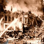 The 1942 Luongo's Restaurant Fire and Collapse in East Boston; Six Boston Firefighter Line of Duty Deaths