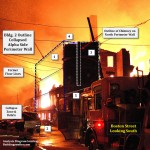 NIOSH LODD REPORT: Career Lieutenant and Fire Fighter Killed and Two Fire Fighters Injured by Wall Collapse at a Large Commercial Structure Fire - Pennsylvania